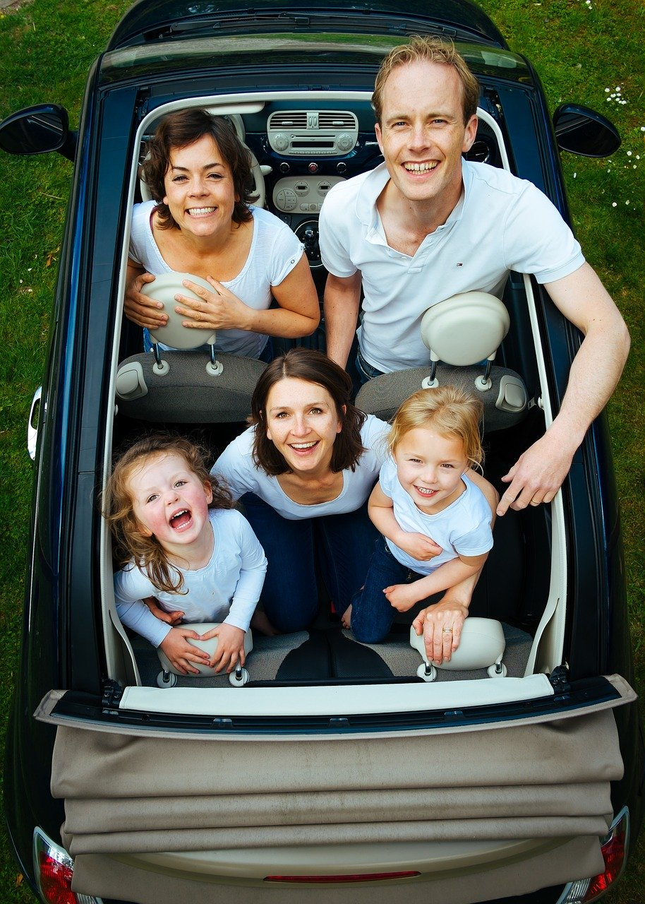 Sitzerhöhung Auto - ab wann sinnvoll